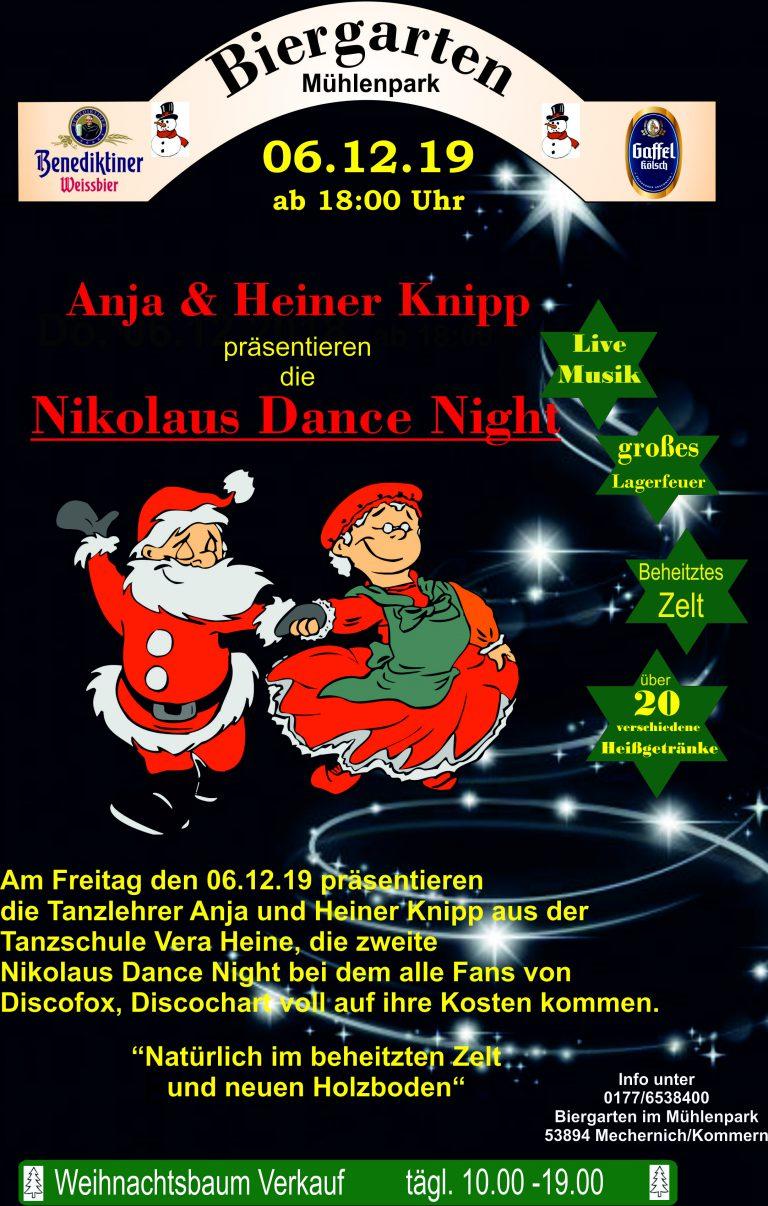 Nikolaus dance night 2019