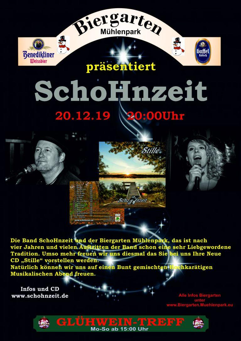 Flyer Schohnzeit A6